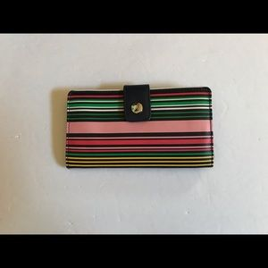 I.D. Safe RFID Protection Nautica Plaid Wallet